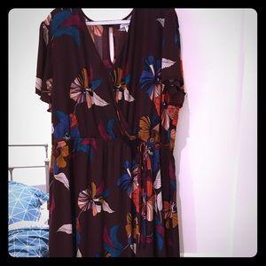 Short sleeve dress. Size 2x